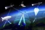 Occhi da satellite e ali da drone, decollano i 'satelloni'