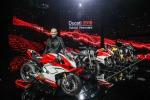 Ducati: fatturato 2017 a 736 milioni, +30% in cinque anni
