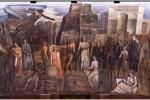 Alla Sapienza rinasce il genio di Sironi