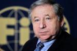Jean Todt rieletto per la terza volta presidente della FIA