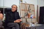 Enzo Cucchi e grafica d'artista a Ancona
