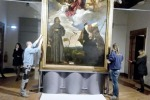 'Sacra Conversazione' Tiziano a Milano