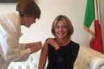 Partite le vaccinazioni per l'influenza, anche per Lorenzin
