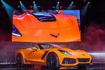 A Los Angeles la Corvette scoperta più potente di sempre