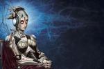 Musei: Statue diventano 'Cyborg' nel calendario del MANN