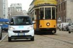 Con car sharing tasso motorizzazione italiani -16% in dieci anni