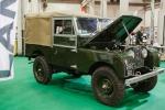 Auto: Land Rover celebra 70 anni ad Automotoretrò