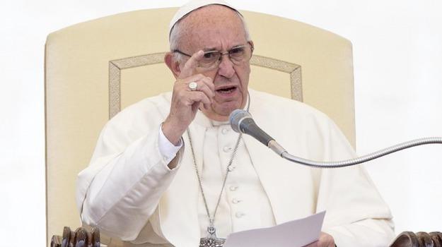 appello papa, attacco in Siria, Papa Francesco, Sicilia, Cronaca