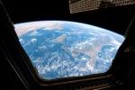 AstroPaolo vede l'Italia e canta 'Nel blu dipinto di blu'