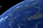 AstroPaolo pronto a sfrecciare verso la Terra con Scotty