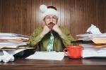 Dieci consigli per superare il Natale in ufficio
