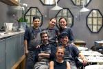 Botanica Lab Cucina , la brigata vegan del bistrò di Bologna
