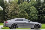 Con la nuova CLS la Stella di Mercedes brilla su Los Angeles