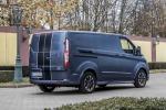 Ford Transit Custom guadagna appeal anche alla guida