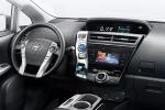 Per 2018 di serie nella Toyota Prius+pacchetto Safety Sense