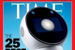 Un robot da copertina