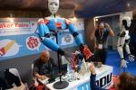 E' boom della robotica italiana