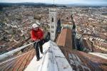 'Alpinisti' su Cupola Brunelleschi