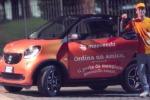 Smart ti porta cibo e commensale a casa, con food delivery Moovenda