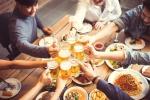 Alcolici suscitano emozioni diverse, relax da birra e vino