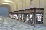 Store Biraghi a piazza San Carlo, cantiere dà inizio anno