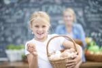 Le uova fanno bene allo sviluppo cerebrale dei bambini