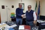 Da sinistra Massimo Maggio e Giacomo Gagliano