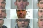 Rapine ai furgoni carichi di sigarette, nomi e volti degli arrestati