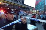 Panico alla stazione dei bus, le immagini da New York dopo l'esplosione dell'ordigno