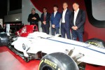 """Alfa Romeo ritorna in Formula 1, Marchionne: """"Un evento storico"""""""