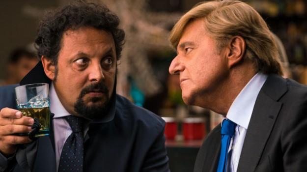 Rgs al cinema, intervista a Christian De Sica e Enrico Brignano / seconda parte