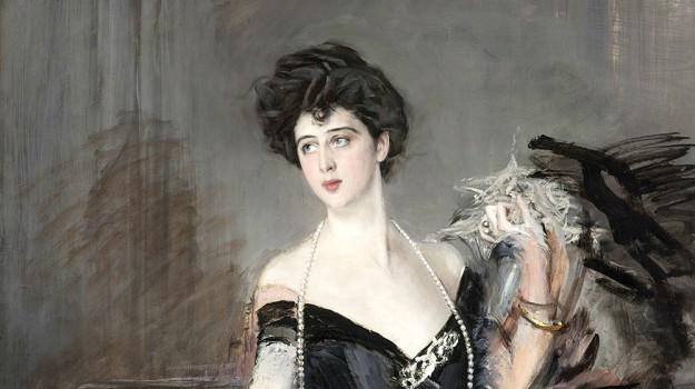 Ritratto di Donna Franca Florio, Palermo, Cultura