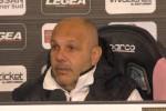 Palermo a Bari ancora in emergenza, Tedino: partita importante ma non determinante