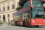 A Trapani torna l'autobus di Natale