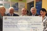 Beneficenza a Palermo, doni per i piccoli pazienti dell'ospedale Civico