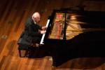 Il concerto e l'incontro con gli studenti, la visita a Palermo del pianista Maurizio Pollini