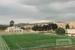 Noto, inaugurato il nuovo campo di calcio del polisportivo «Giovanni Palatucci»