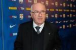 Tavecchio resta commissario della Lega di Serie A, si lavora per la presidenza della Figc