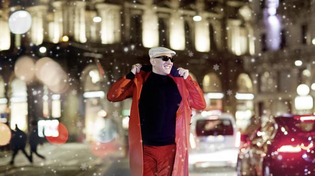 Giuliano Palma firma la canzone di Natale di RGS