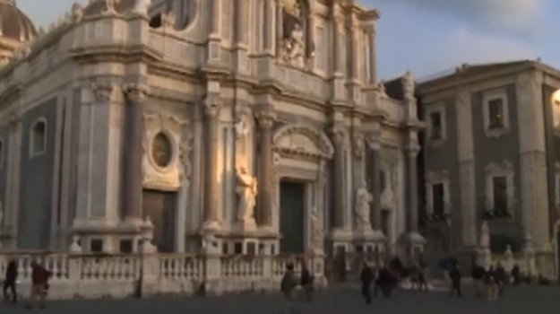 Duomo Catania occupato, Catania, Cronaca