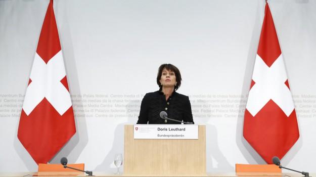 referendum svizzera, svizzera-europa, Sicilia, Mondo
