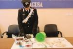 «Droga nascosta nel congelatore», un presunto spacciatore in arresto a Ragusa