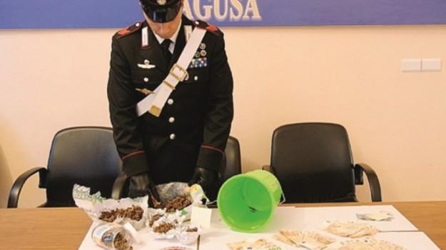 carabinieri ragusa, droga ragusa, Ragusa, Cronaca