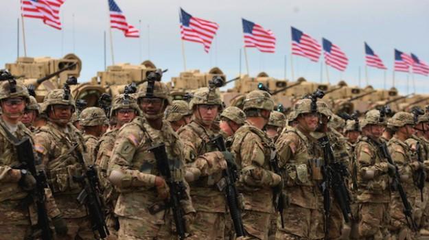 trans esercito Usa, Sicilia, Mondo