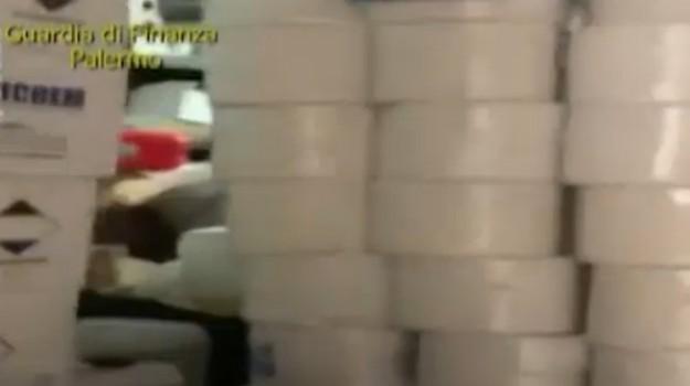 Traffico di lubrificanti, blitz della guardia di finanza a Palermo