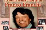 Omaggio a Franco Franchi, a 25 anni dalla morte tutti gli eventi previsti a Palermo