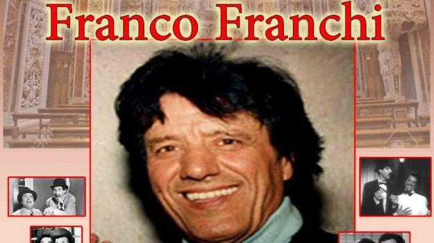 franco franchi eventi omaggio, Franco Franchi, Palermo, Cultura