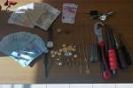 Ruba gioielli e soldi in casa di un'anziana, un arresto a Santa Margherita Belice