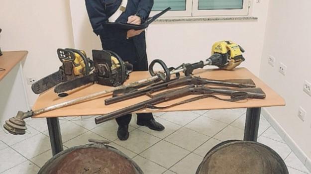 furto in villa a siracusa, Siracusa, Cronaca
