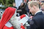 """""""Vorrei una macchina della polizia"""", la lettera a Babbo Natale del principino George"""